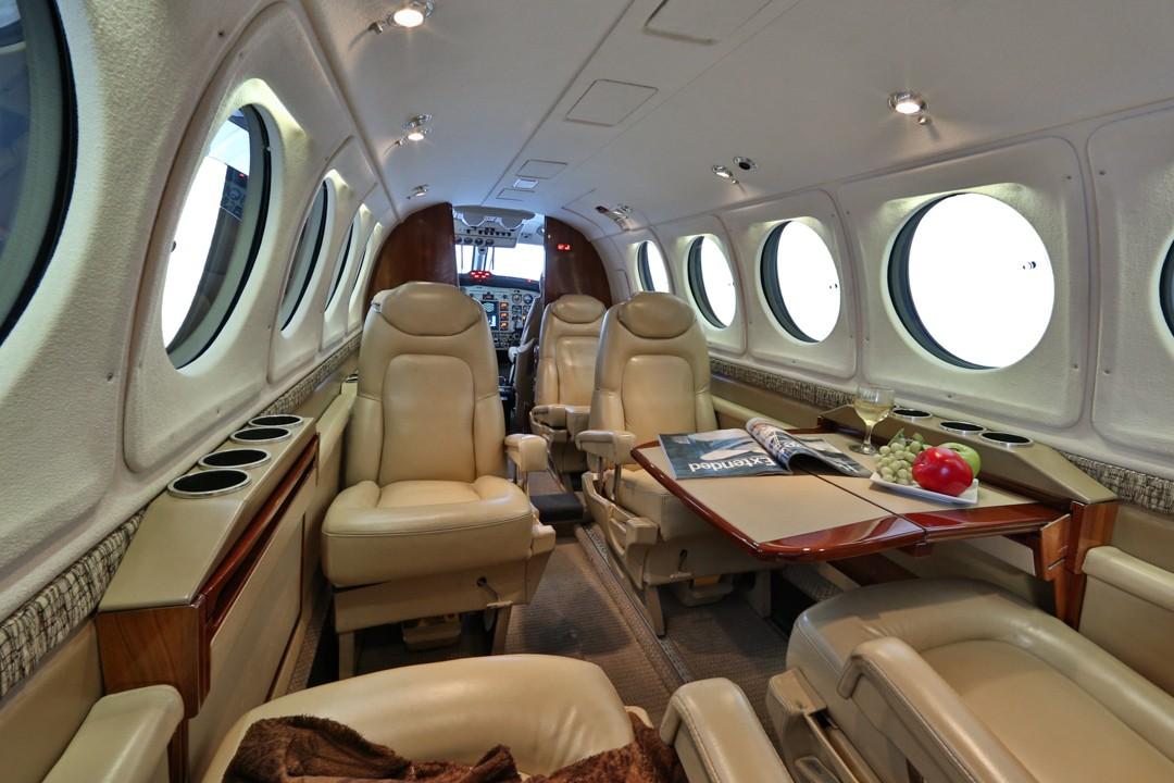 2003 キングエアB200 - CFS Jets