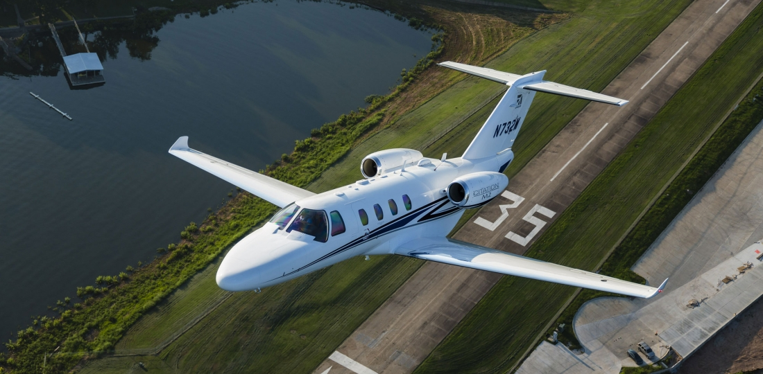 Textron Aviation Seeing Early Stages of Recovery in Business