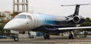 Embraer Legacy 650E Makes Waves at LABACE