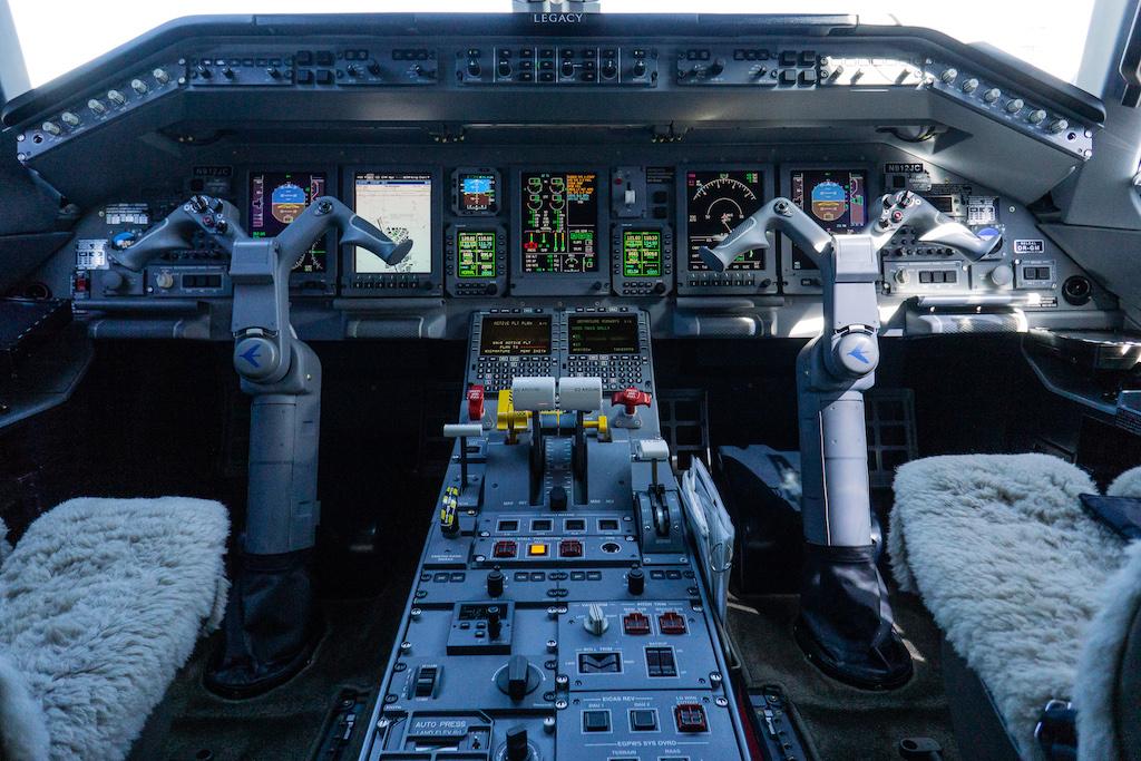 Legacy 650-30 panel