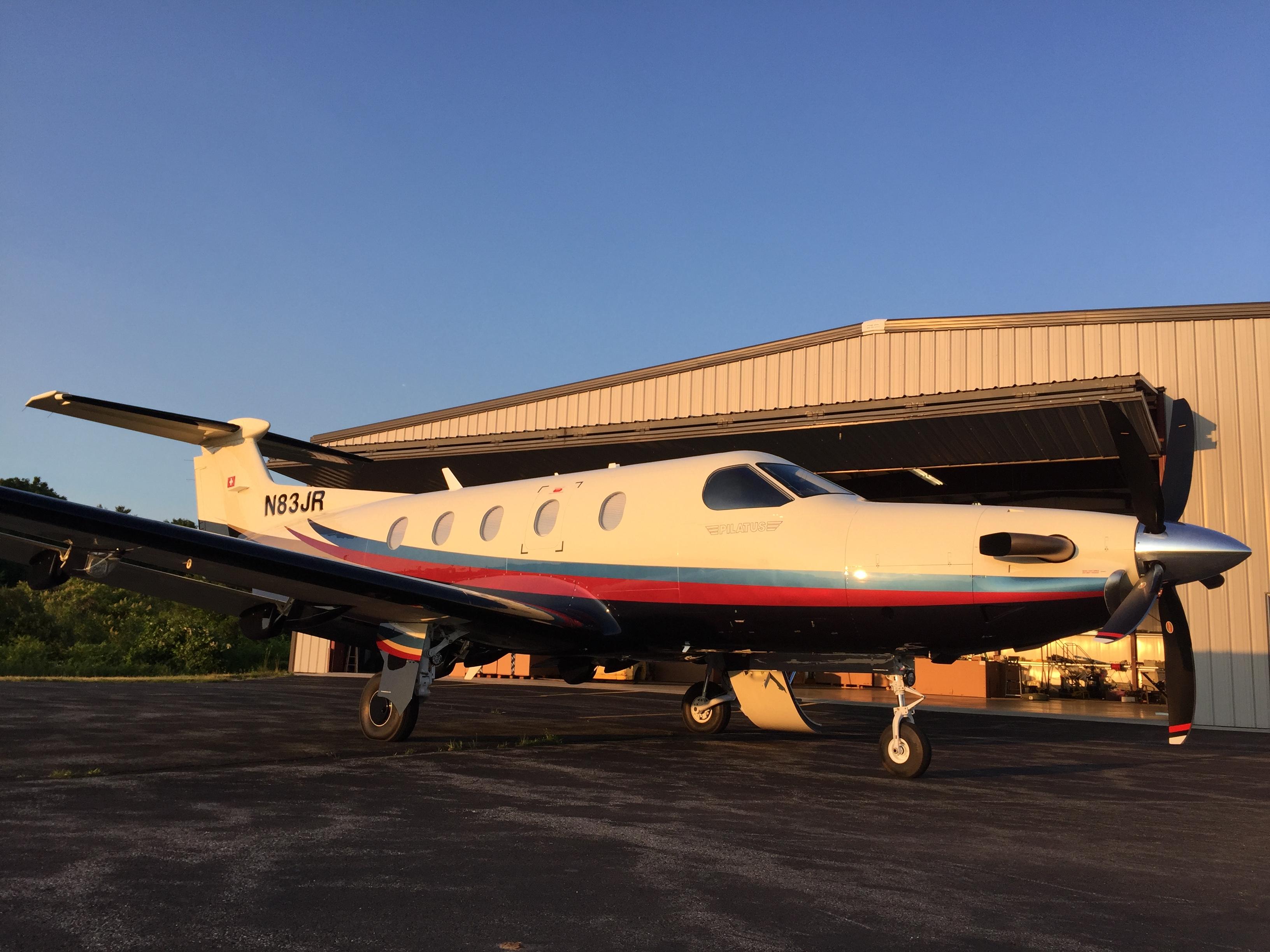 2016 Pilatus Pc 12 Mal Cfs Jets