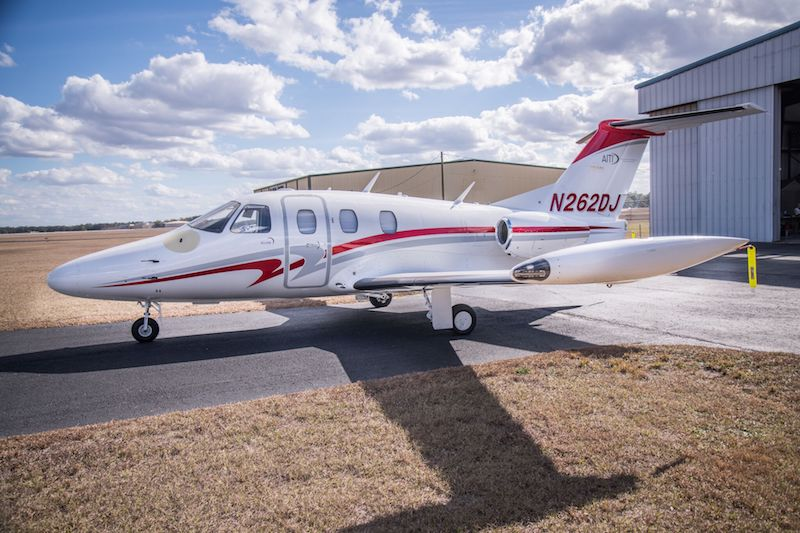 2013 Eclipse 500 - CFS Jets