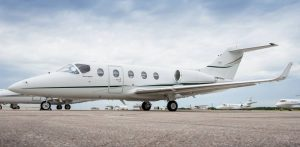 Textron's First Fully Configured Hawker 400XPR Delivered In Seattle