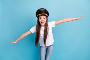 PreFlight Camp introduce a las niñas de secundaria a la aviación